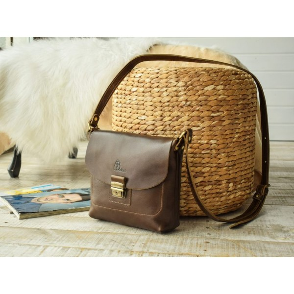 Женская мини-сумка BK гранте