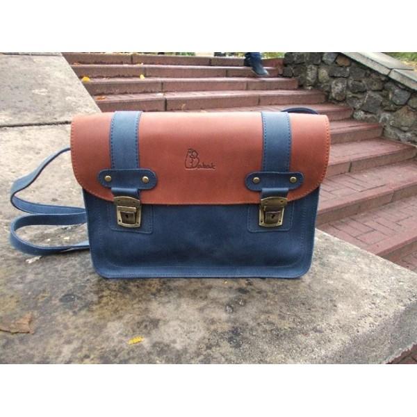 Мужская сумка-порфель комби