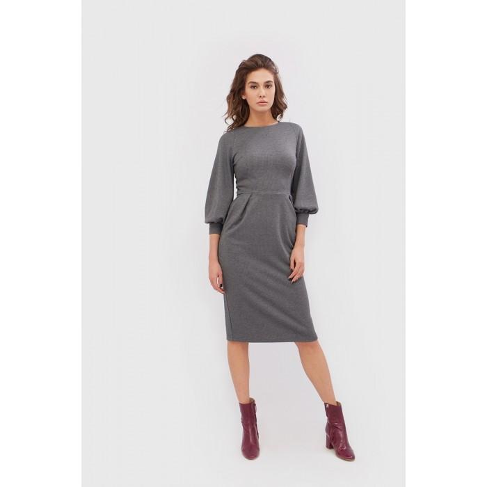 Зимова сукня сіра Зимова сукня сіра ... 674ea32e060c3