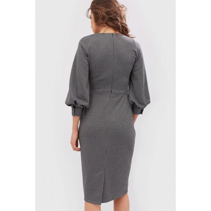 ... Зимова сукня сіра 1289d994a17e2