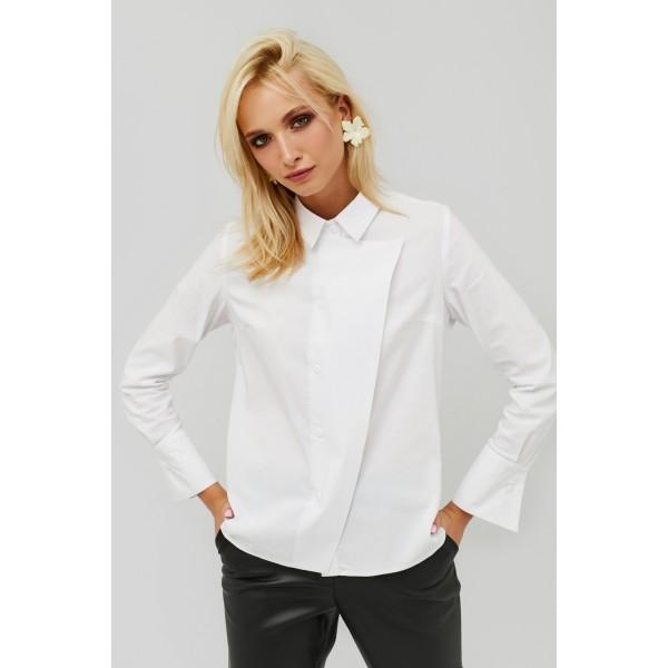 98f8f1d8f53 Женская рубашка белая SV