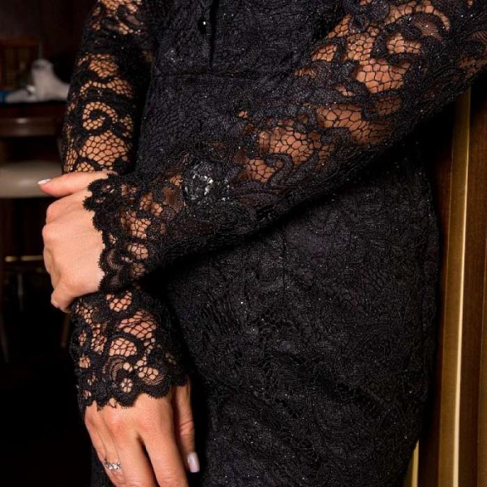 ff12724056faf0 Гіпюрова сукня з блискавками, коктейльні сукні Львів, Київ