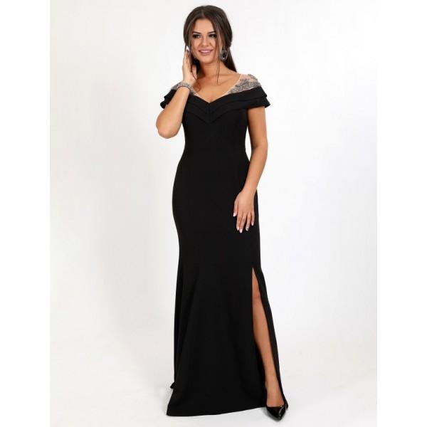 1f9e0b73b5cadc Вечіря сукня з вишивкою камінням