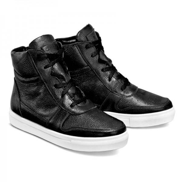 Высокие кроссовки SUEDE H2 черные