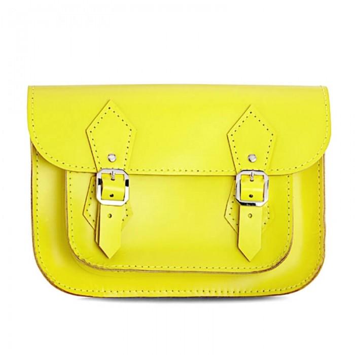 41dc7bf66a2 Сумка сэтчел 9 желтая, купить женскую сумку портфель Киев, цена Украина