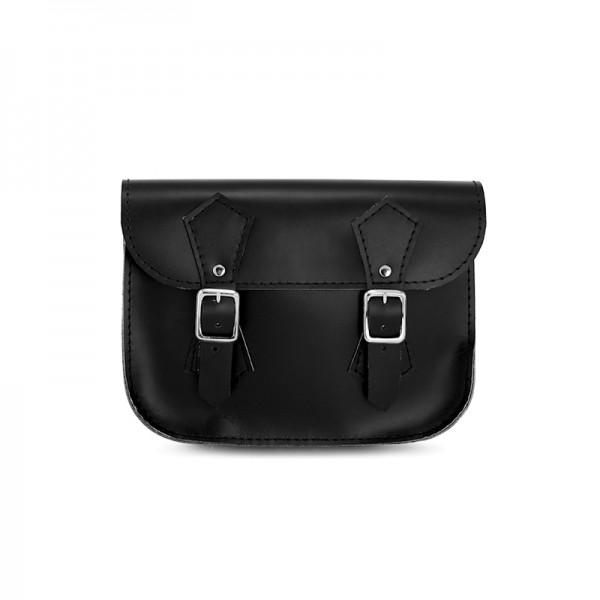 Женская сумка-портфель 5 черная