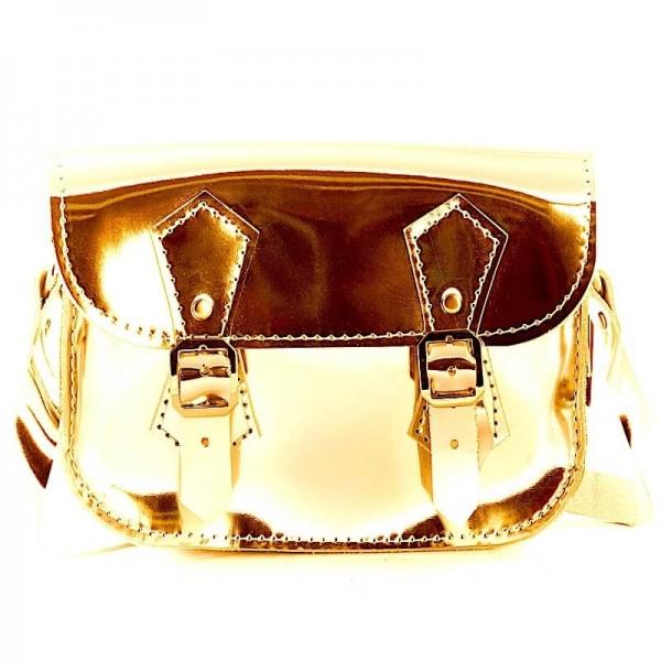 Жіноча сумка-портфель 5 золото 6659c4c1843eb