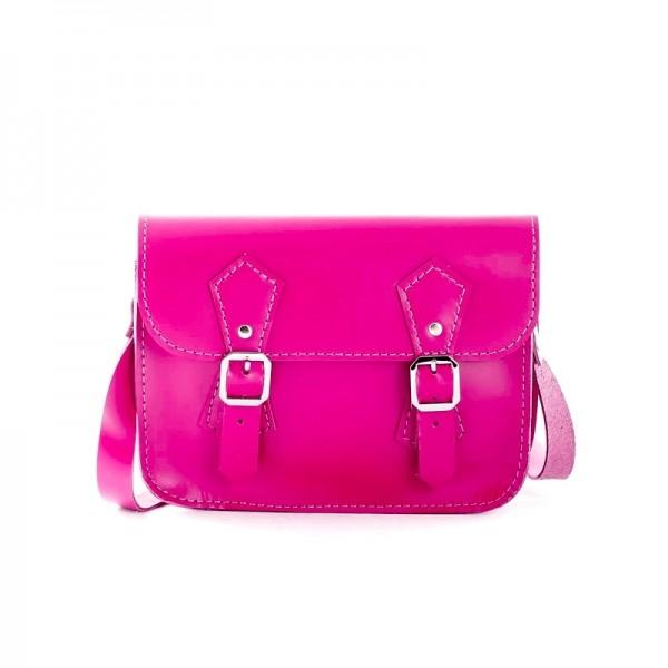 Женская сумка-портфель 5 розовая