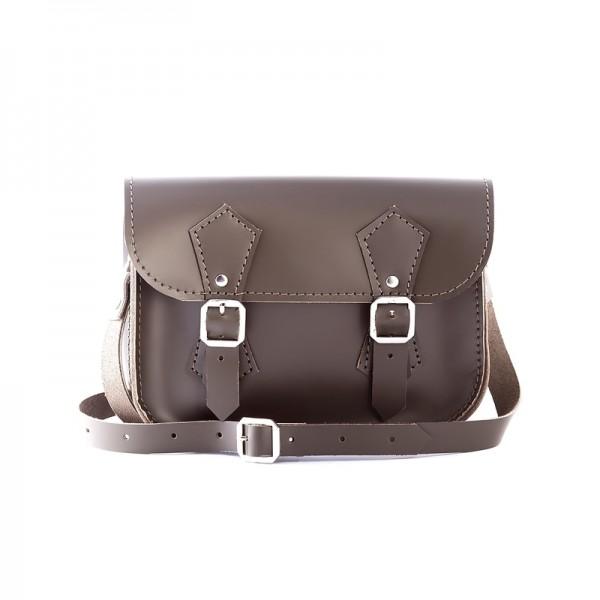 Женская сумка-портфель 5 оливковая
