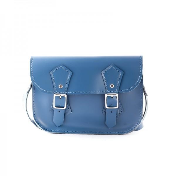 Женская сумка-портфель 5 джинс