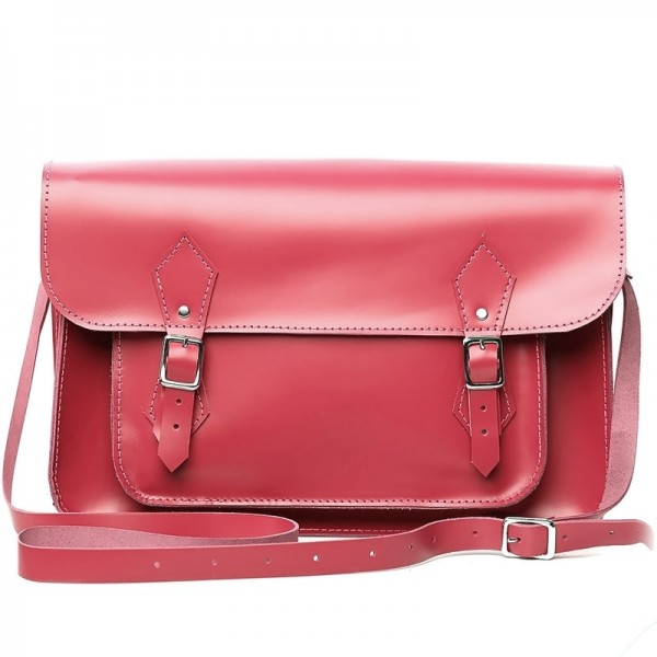 Жіночий портфель 14 червоний 378b7c8f24a76