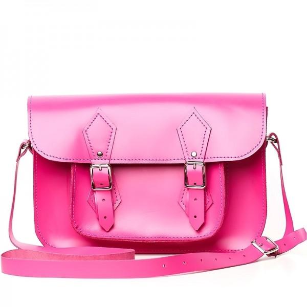 Портфель женский 11 розовый