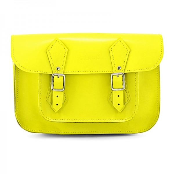 Портфель женский 11 желтый