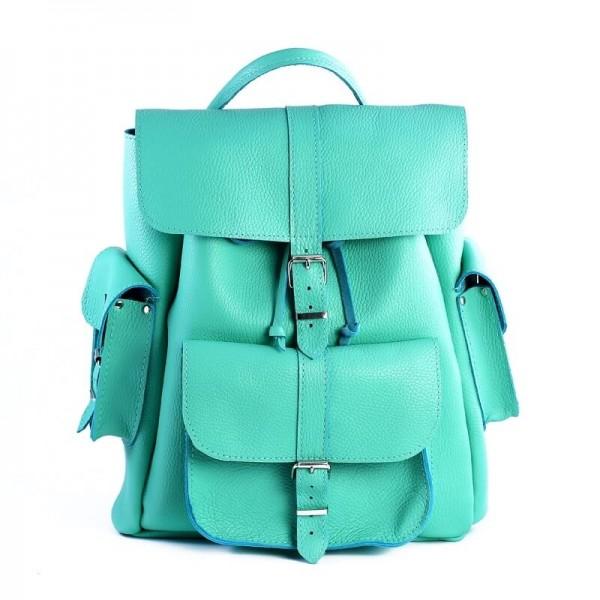 Женский рюкзак 14 мята