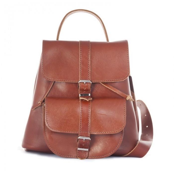 602335c2d6db Женский кожаный рюкзак 11, купить рюкзак ручной работы Киев, цена ...