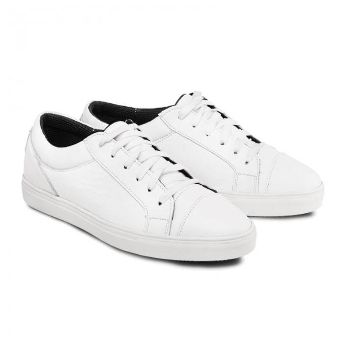Шкіряні кросівки чоловічі SN1 білі 899e0f3175c76