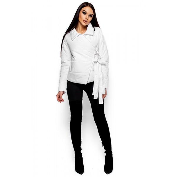 Женская куртка Флер белая