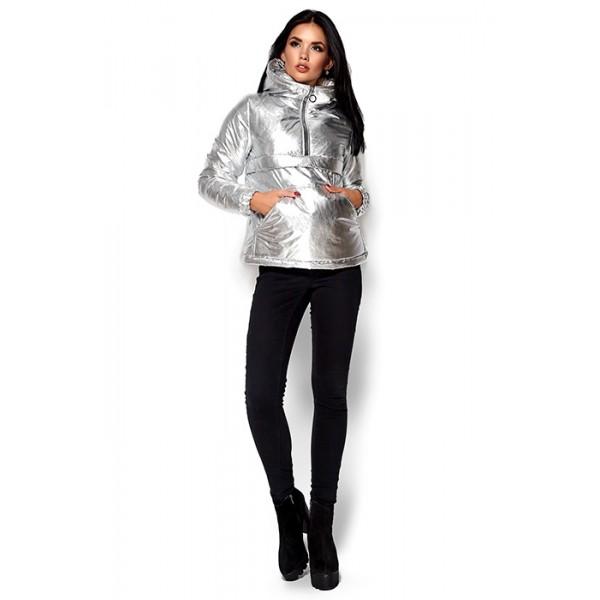 Женская куртка-анорак