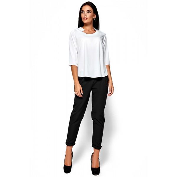 Легкая блуза белая