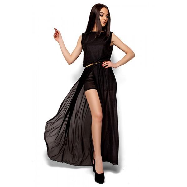 Шифонова вечірня сукня bec96c678a57a