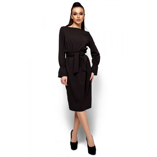 Платье Миди черный