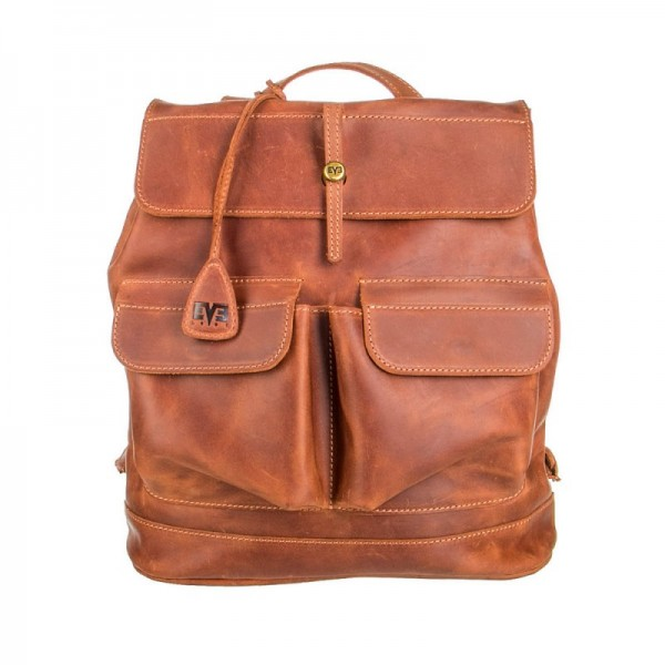 Рюкзак боб рыжий