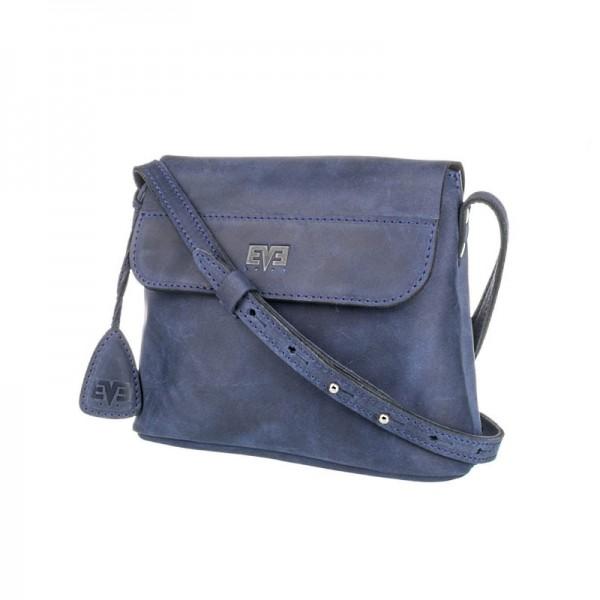 Мини сумка Капля блу