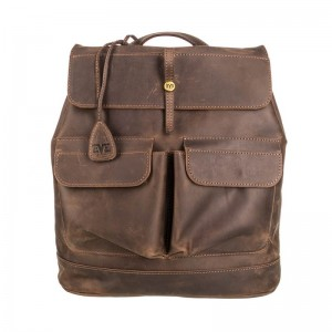 Рюкзак боб коричневий