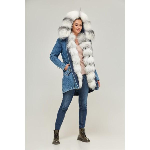Женские парки, купить зимнюю куртку парку Киев, цена - Style Zone ... 5061b7a48fa