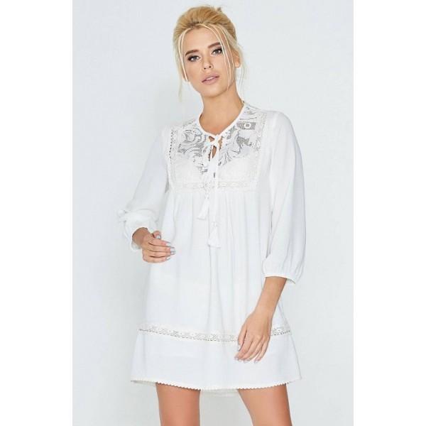 be015bcac01aab Літня сукня з мереживом