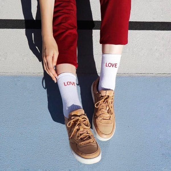 Носки Love