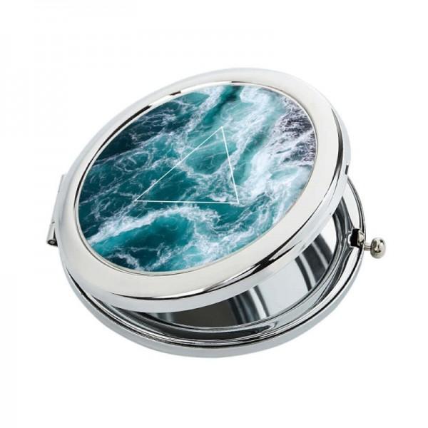 Косметическое зеркало Океан
