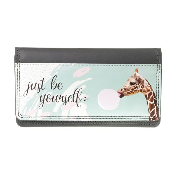 Молодежный кошелек Жираф