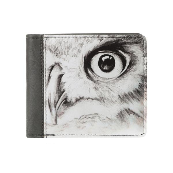 Компактный кошелек Сова