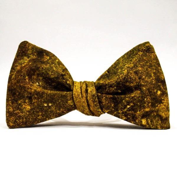 Бабочка галстук Earthquake