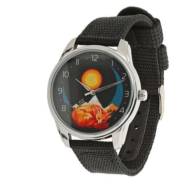 Часы Лис