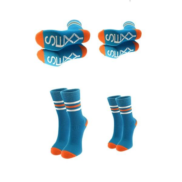 Набор носков для пары 2Blue