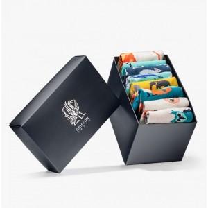 Набір коротких шкарпеток GF Animal Box