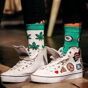 Мікс шкарпетки Маріхуана