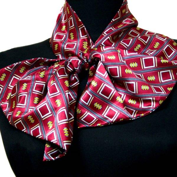 Женский платок французский Red Square