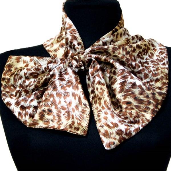 Шелковый платок Wild