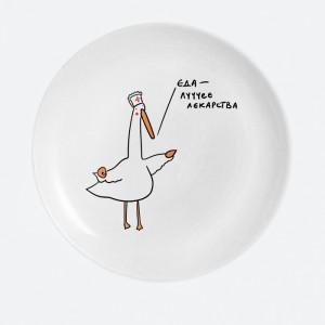 Тарелка Еда
