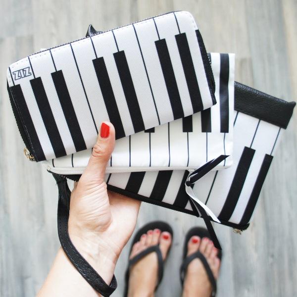 Косметичка Пианино