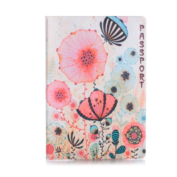 Обложка на паспорт Маки