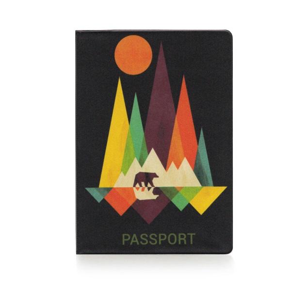 Обложка для паспорта Тур