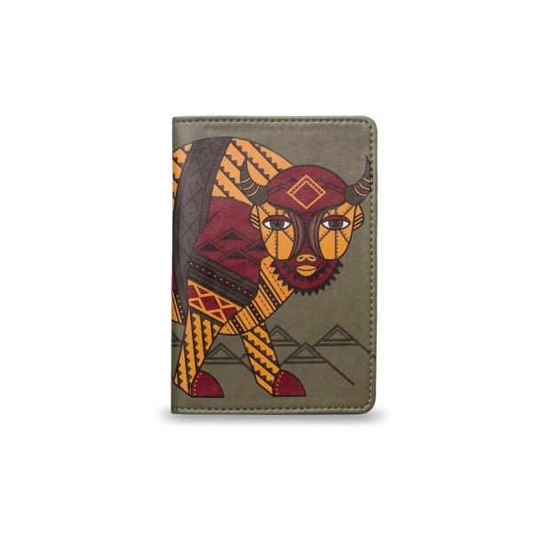 Обложка на паспорт Карпатский зубр