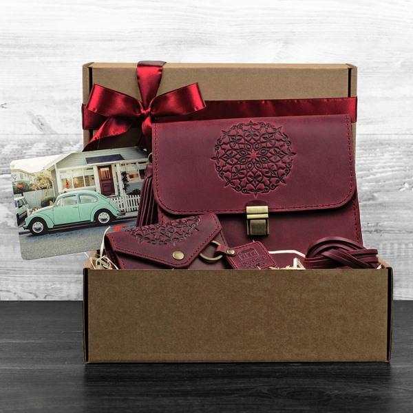 Подарочный набор Бордо