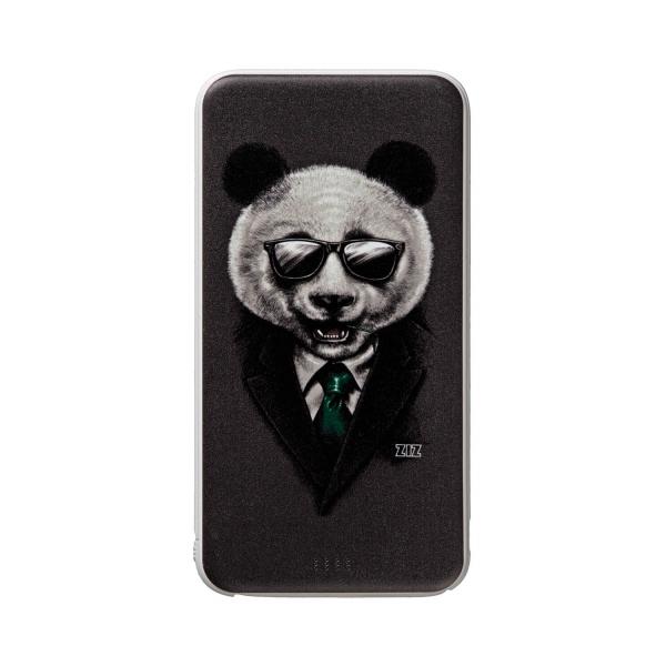 Павербанк Панда в пиджаке