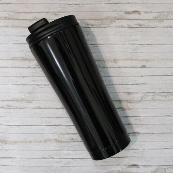 Термокружка Металл темная