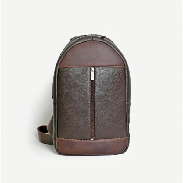 Рюкзак мужской Актив коричневый